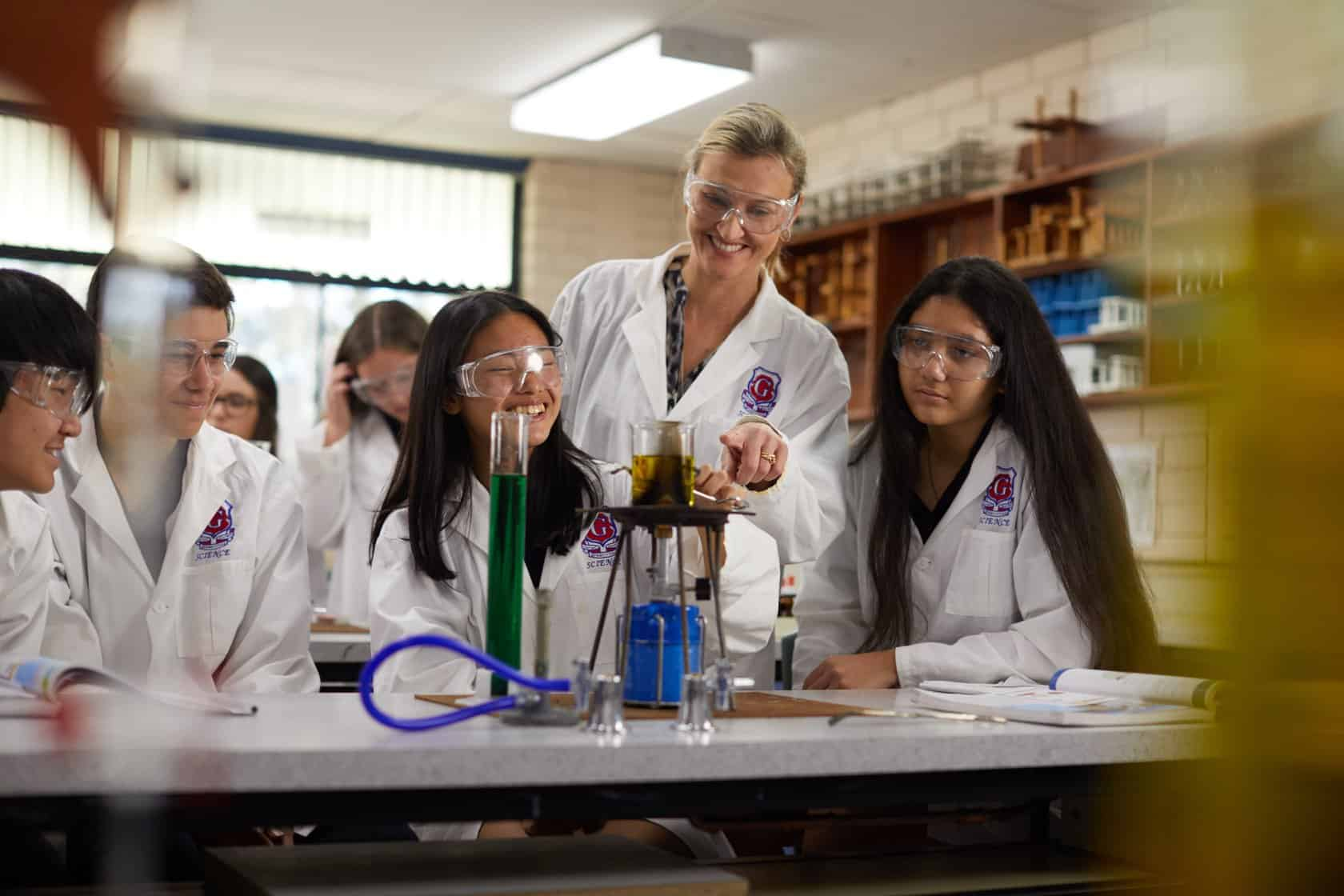 High School Western Australien | High School Perth